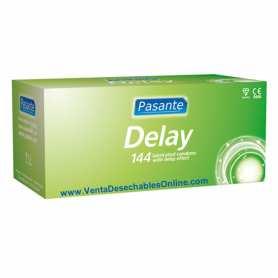 144 Preservativos Pasante 180x52 mm Delay