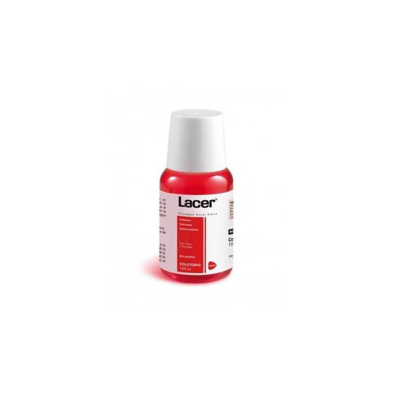 Lacer Colutorio Sin Alcohol 100 ML