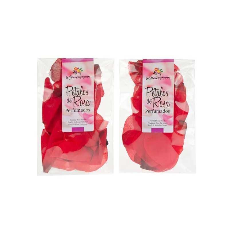 720 Pétalos color rojo perfumados