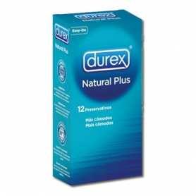 12 Preservativos Natura Plus