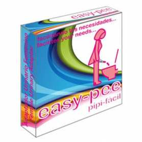 Pipi Fácil - Adaptador Femenino Urinarios