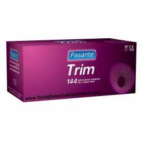 144 Preservativos Pasante 180x49 mm 4 Trim