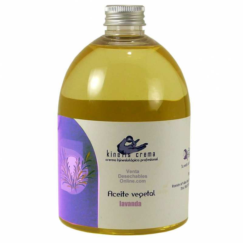 Aceite Lavanda 500ml Kinefis
