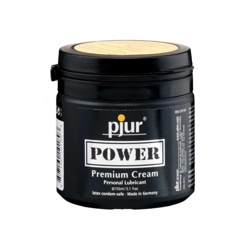 Lubricante Potente Crema Pjur 150ml