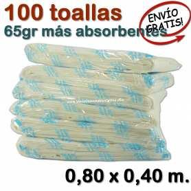 100 Toallas baratas