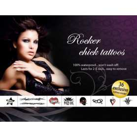 Tatuajes Para Rockeros