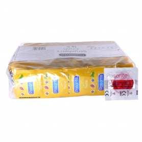 144 Preservativos Pasante 180x52 mm Fresa