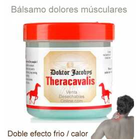 Theracavalis Bálsamo 600ml Doktor Jacobys