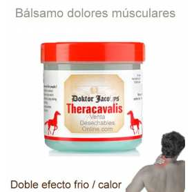 Theracavalis Bálsamo 300ml Doktor Jacobys