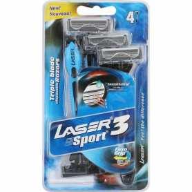Maquinillas Afeitar Laser Sport 3