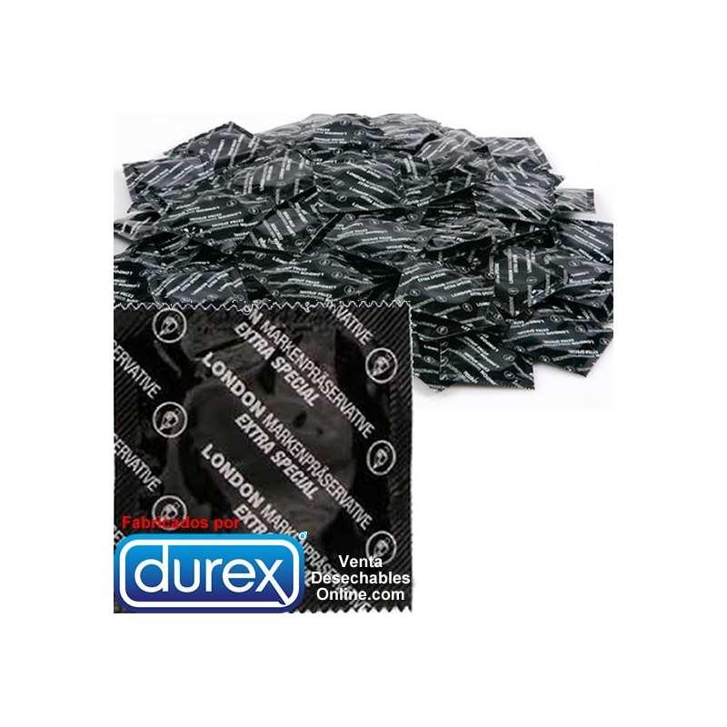 condones sexo anal Durex London Extra