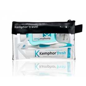 Set Higiene Bucal Para Viajes Kemphor Travel