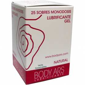 Sobres 4ml Body Ars Lubricante