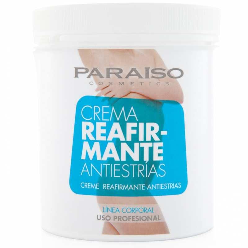 Crema Reafirmante Antiestrías Paraíso Cosmetics