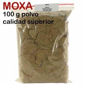 Moxa En Polvo 100g Calidad Superior