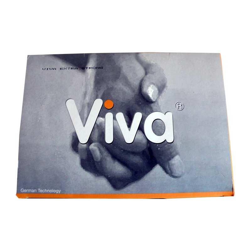 144 Preservativos Extra Fuertes viva