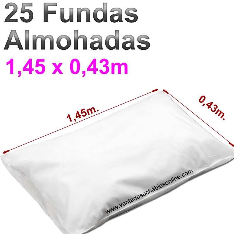 Fundas Almohadas Desechables 135