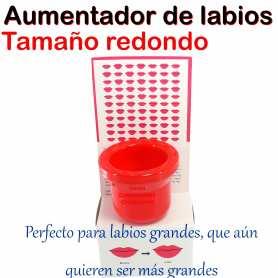 1 Fuller Lips - Aumentador De Labios Largo Redondo