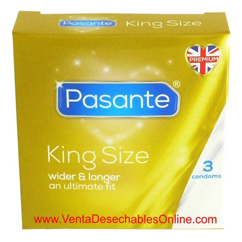 Condones King Size