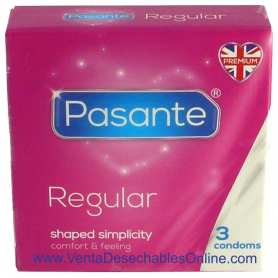 Condones Pasante Regular