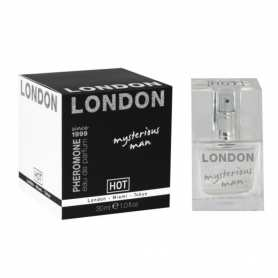 Perfume London Con Feromonas Para Hombres 30ml