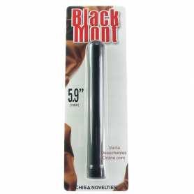 Ducha Anal 15x2 cm Negra