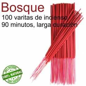 100 Inciensos Frutos Rojos Bosque 90 Minutos