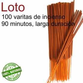 100 Inciensos Loto 90 Minutos