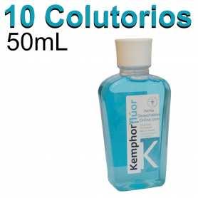 OFERTA Enjuagues Bucales Colutorios Bolsillo 50ml Kemphor