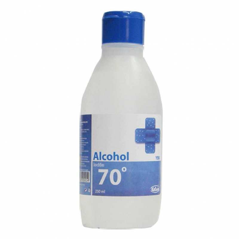 Alcohol 70º 250 ml