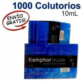 1000 Enjuagues Bucales Monodosis 10 ML Kemphor