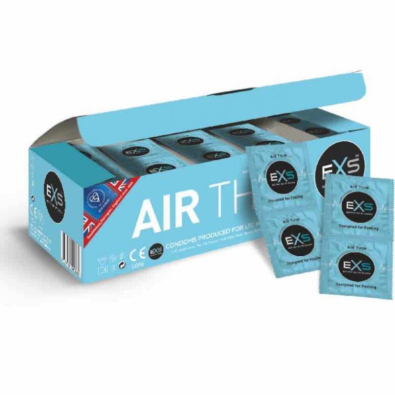 caja 144 condonesEXS Air Thin Finos