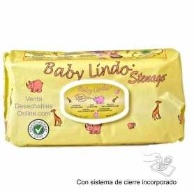 Toallitas Humedas Bebé - Baby Lindo