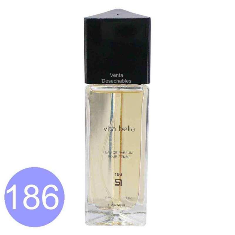 Vita Bella Agua de Perfume Mujer 50 ML/186