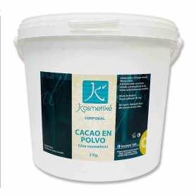 Mascarilla Facial Y Corporal Cacao Polvo 2 Kilos - Kosmetiké
