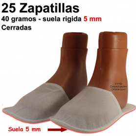 zapatillas desechables madrid barcelona