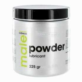 Lubricante Anal Polvo Male Powder Cobeco - 225 g