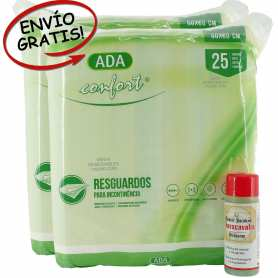 50 Empapadores y 1 Gel Dolor Muscular Theracavalis