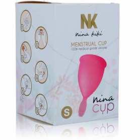 Copa Menstrual Nina Rosa Talla S - Pequeña