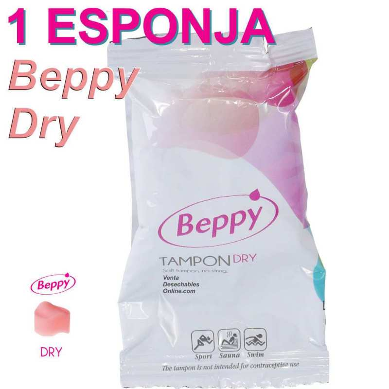 una esponja Beppy Dry Classic