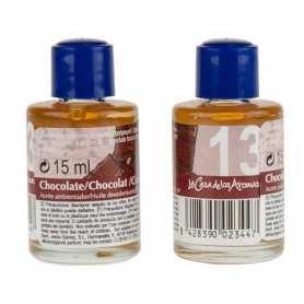 Aceite Ambientador Chocolate La Casa De Los Aromas - 15ml