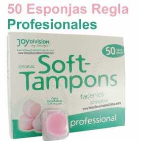 Caja 50 Esponjas Regla Profesional Joy Division