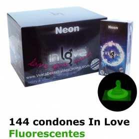 Cajas 12uds (144) In love 190x54 Fiestas Fluorescentes