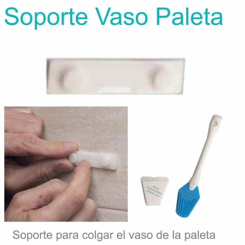 Soporte Para Escobilla Paleta Baño WC