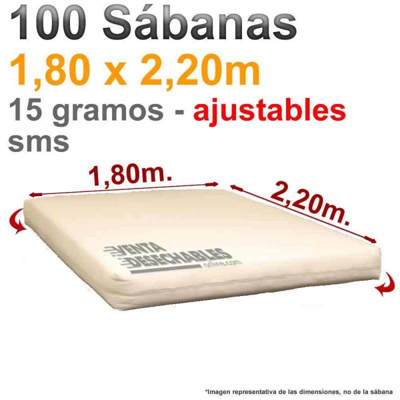 Sábanas ajustables cama 150