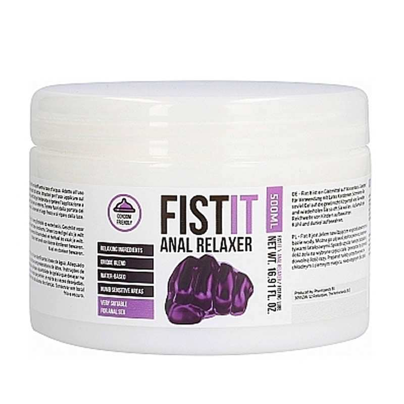 Lubricante Fist It Relajante Anal 500ml
