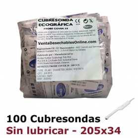 100 Cubresondas Sensitex 205x34