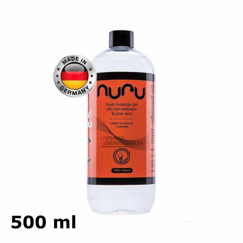 Nuru Gel De Masaje 500 ml