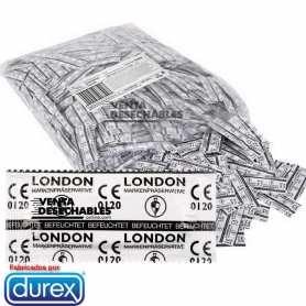 Bolsa 100 Preservativos London Natural
