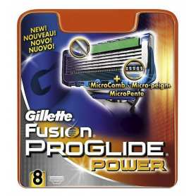 8 Cuchillas Fusion Proglide Power
